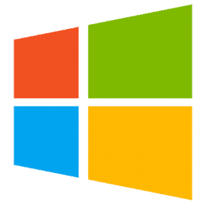 windows four-pane multi-color logo